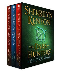 The Dark-Hunters, Books 4-6