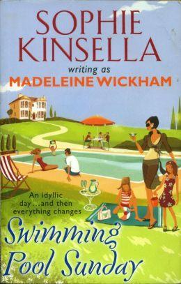 swimming pool sunday by sophie kinsella 9781466879041 nook book ebook barnes noble