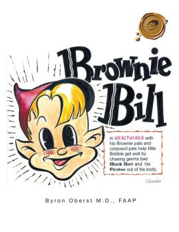 Brownie Bill and the Health Pirates (PagePerfect NOOK Book)