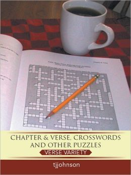 Chapter and Verse, Crosswords And Other Puzzles: Verse Variety
