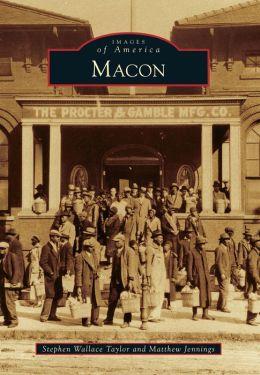 Macon, Georgia (Images of America Series)