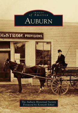 Auburn, Massachusetts (Images of America Series)