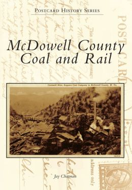 McDowell County Coal and Rail, West Virginia (Postcard History Series)