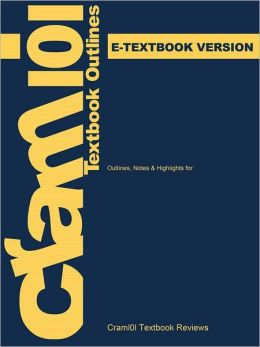 e-Study Guide for: Probability and Statistics for Engineering and the Science by Jay L. Devore, ISBN 9780538733526
