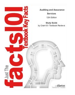 e-Study Guide for: Auditing and Assurance Services by Alvin A. Arens, ISBN 9780136128274