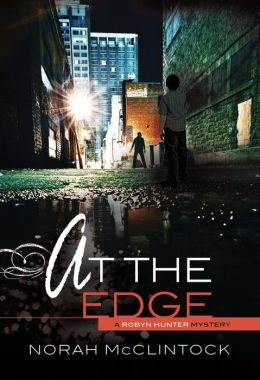 At the Edge (Robyn Hunter Series #9)