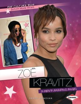 Zoë Kravitz: X-Men's Amazing Angel