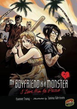 I Love Him to Pieces (My Boyfriend Is a Monster Series #1)
