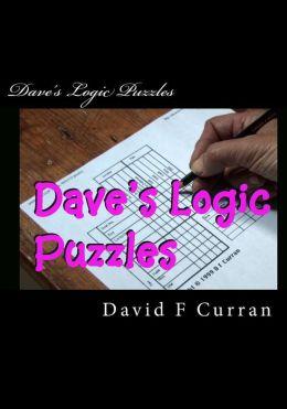 Dave's Logic Puzzles