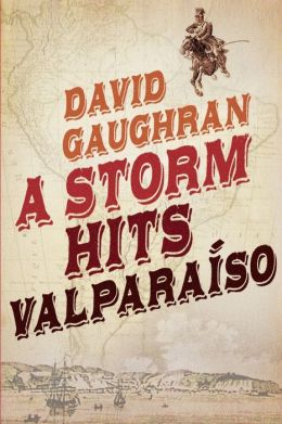 A Storm Hits Valparaiso