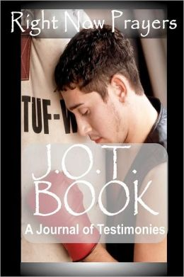 Right Now Prayers: Jot Book