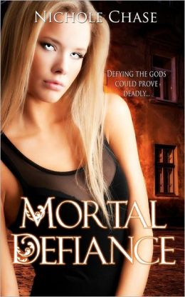 Mortal Defiance: Book Two of the Dark Betrayal Trilogy
