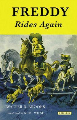 Freddy Rides Again