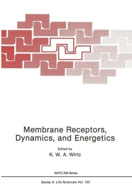 Membrane Receptors, Dynamics, and Energetics
