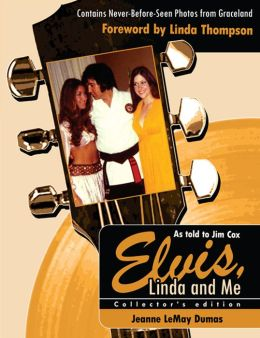 Elvis, Linda & Me: Unseen Pictures & Untold Stories from Graceland (PagePerfect NOOK Book)