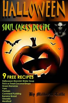 Halloween Soul Cakes Recipe