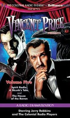 Vincent Price Presents, Volume 5