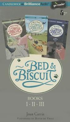 Bed & Biscuit, Books 1, 2, & 3