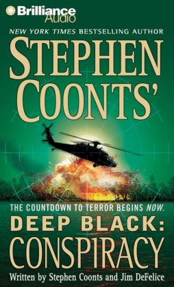 Conspiracy (Deep Black Series #6)