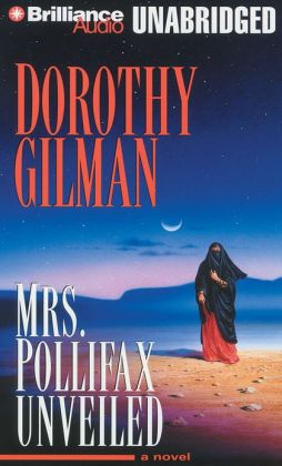 Mrs. Pollifax Unveiled (Mrs. Pollifax Series #14)
