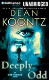 Book Cover Image. Title: Deeply Odd (Odd Thomas Series #6), Author: Dean Koontz