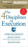 Book Cover Image. Title: 4 Disciplines of Execution, The:  Delivering Results in a Whirlwind of Competing Priorities, Author: Chris McChesney