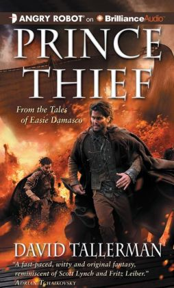 Prince Thief (Tales of Easie Damasco Series #3)