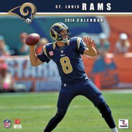 St. Louis Rams Calendar