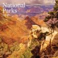 Book Cover Image. Title: 2014 National Parks Wall Calendar, Author: Avalanche