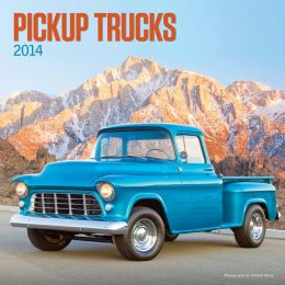 2014 Pickup Trucks Wall Calendar