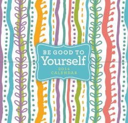 2014 Be Good To Yourself 365 Daily Mini Box Calendar