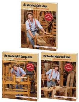 Roy Underhill's The Woodwright's Shop Classic Collection, Omnibus E-book: Includes The Woodwright's Shop, The Woodwright's Companion, and The Woodwright's Workbook