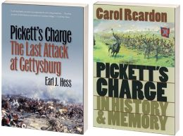 Pickett's Charge, July 3 and Beyond, Omnibus E-book: Includes Pickett's Charge - The Last Attack at Gettysburg by Earl J. Hess and Pickett's Charge in History and Memory by Carol Reardon