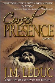 Cursed Presence: Book Two: Trilogy of the Chosen