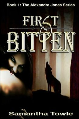 First Bitten: The Alexandra Jones Series Book 1