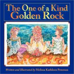 The One of a Kind Golden Rock