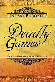 Deadly Games: (the Emperor's Edge, Book 3)