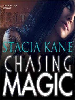 Chasing Magic: Downside Series, Book 5