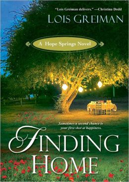 Finding Home (Hope Springs Series #1)