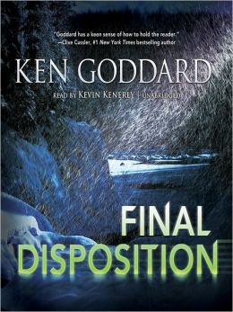 Final Disposition: Colin Cellars Series, Book 3