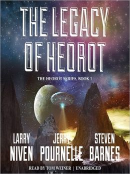 The Legacy of Heorot: Heorot Series, Book 1
