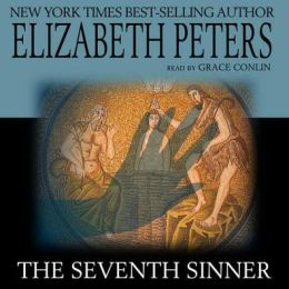 The Seventh Sinner (Jacqueline Kirby Series #1)