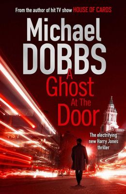 A Ghost at the Door (Harry Jones Series #6)