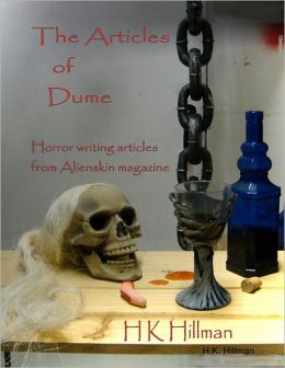 The Articles of Dume - Horror Writing Articles from Alienskin Magazine