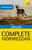Book Cover Image. Title: Complete Norwegian (Learn Norwegian with Teach Yourself), Author: Margaretha Danbolt-Simons