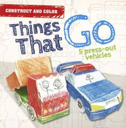 Things that Go: Construct and Color