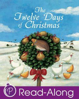 The Twelve Days of Christmas (Parragon Christmas Read-Along Classics)