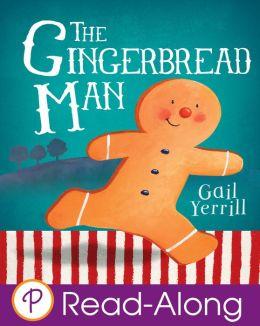 The Gingerbread Man (Parragon Fairy Tale Classics Read-Along)