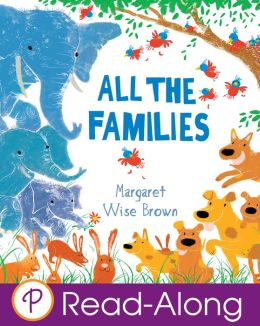 All the Families (Parragon Read-Along)