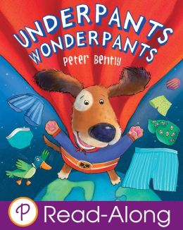 Underpants Wonderpants (Parragon Read-Along)